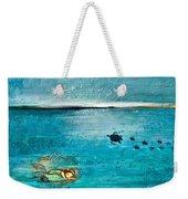Dreaming Mermaid Weekender Tote Bag