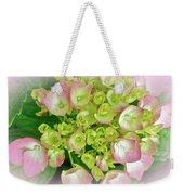 Dreaming Of Pink Hydrangeas Weekender Tote Bag
