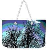 Dreaming Of Spring Through Icy Trees Weekender Tote Bag
