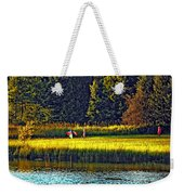 Dreams Can Fly Weekender Tote Bag