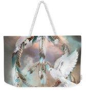 Dreams Of Peace Weekender Tote Bag