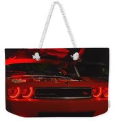 Dreams Of Red Seduction Weekender Tote Bag