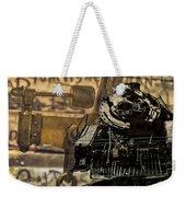 Dreams Of Trains Past Weekender Tote Bag