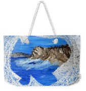Dreams To Be A Iceberb Weekender Tote Bag