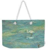 Dreamy Bird Weekender Tote Bag