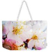 Dreamy Blossom Weekender Tote Bag
