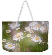 Dreamy Daisies On Summer Meadow Weekender Tote Bag