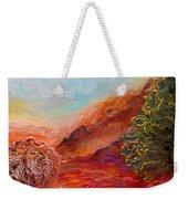 Dreamy Landscape Weekender Tote Bag