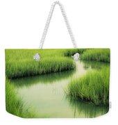 Dreamy Marshland Weekender Tote Bag