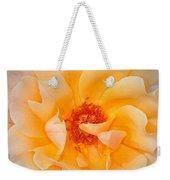 Dreamy Orange Rose Weekender Tote Bag