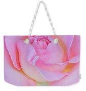 Dreamy Pink Weekender Tote Bag