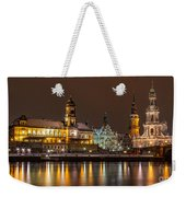 Dresden The Capital Of Saxony I Weekender Tote Bag