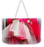 Dress - Gown - Pageant Weekender Tote Bag