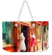 Dress Shop Fells Point Md Weekender Tote Bag