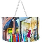 Hoboken Nj Dress Shop Weekender Tote Bag