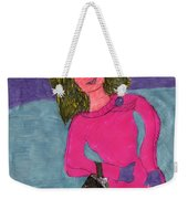 Dressed Up And Going Out Weekender Tote Bag
