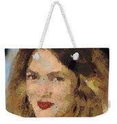 Drew Berrymore Weekender Tote Bag