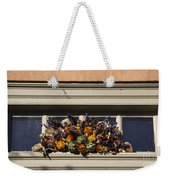 Dried Flowers And Atichoke Spray Weekender Tote Bag