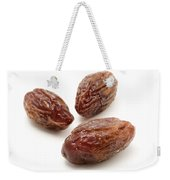 Dried Medjool Dates Weekender Tote Bag
