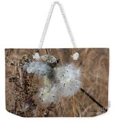 Dried Milk Weed  Weekender Tote Bag