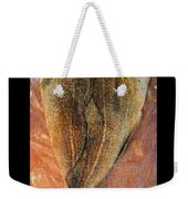 Dried Salted Codfish Back Weekender Tote Bag
