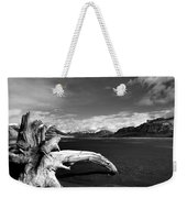 Drift For A While  Weekender Tote Bag
