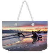 Drifter's Dreams Weekender Tote Bag by Debra and Dave Vanderlaan