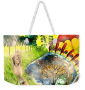 Drifting Away Weekender Tote Bag