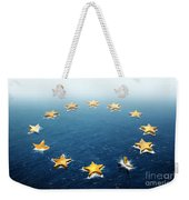 Drifting Europe Weekender Tote Bag