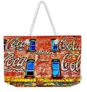 Drink Coca-cola Weekender Tote Bag
