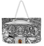 Drinking And Driving Weekender Tote Bag