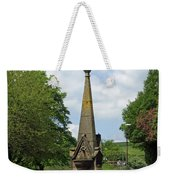 Drinking Fountain - Bakewell Weekender Tote Bag