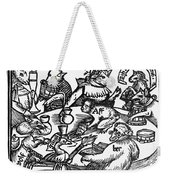 Drinking Party, 1516 Weekender Tote Bag