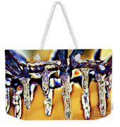 Dripping Away Weekender Tote Bag