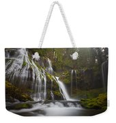 Dripping Wet Weekender Tote Bag