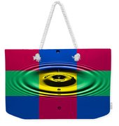 Drips And Drops Weekender Tote Bag
