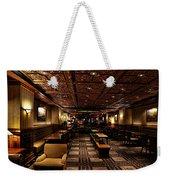Driskill Hotel Upper Lobby Weekender Tote Bag