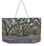 Drive Around Weekender Tote Bag