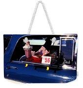 Drive-in Sundays Weekender Tote Bag