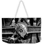 Drive Wheel - 190 - Bw Weekender Tote Bag