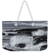 Driven By The Storm Weekender Tote Bag