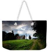 Driveway Home Weekender Tote Bag by Cale Best