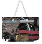 Drivin' Wheel Weekender Tote Bag