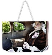 Driving Miss Daizee Weekender Tote Bag