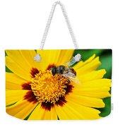 Drone Bee Weekender Tote Bag