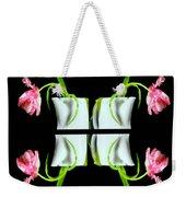 Droopy Tulips Weekender Tote Bag