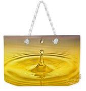 Drops2 Weekender Tote Bag