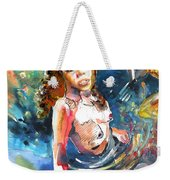 Drowning In Love Weekender Tote Bag