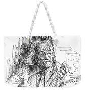 Drtero Agolli Albanian Writer Weekender Tote Bag