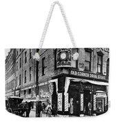 Drug Store, 1890s Weekender Tote Bag
